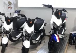 电动摩托车销量猛增 因新国标过渡期即将结束