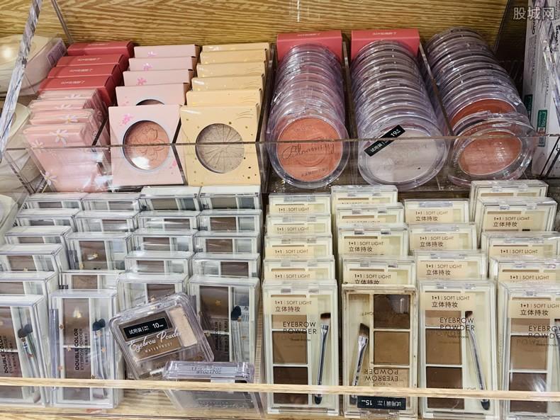 化妆品价格