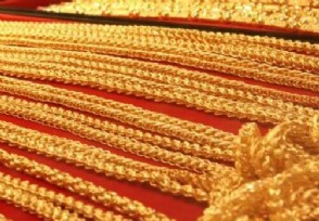 黄金为什么会上涨和下跌 主要受到这些因素影响!