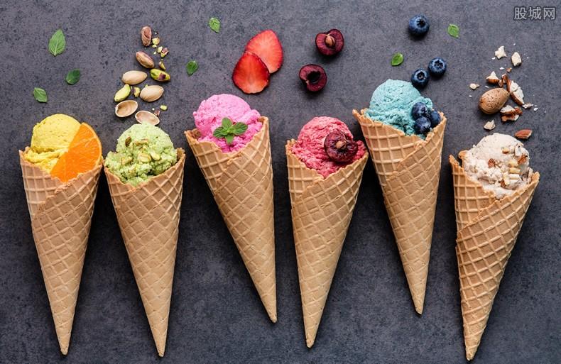 冰淇淋价格