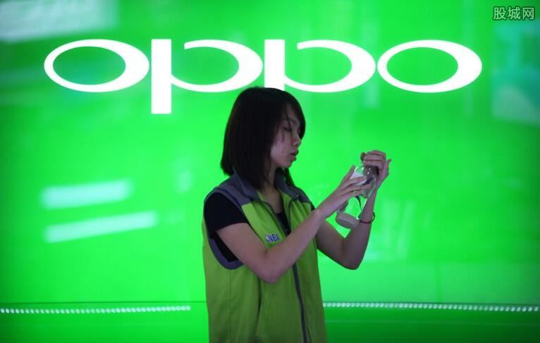 OPPOK9发布会