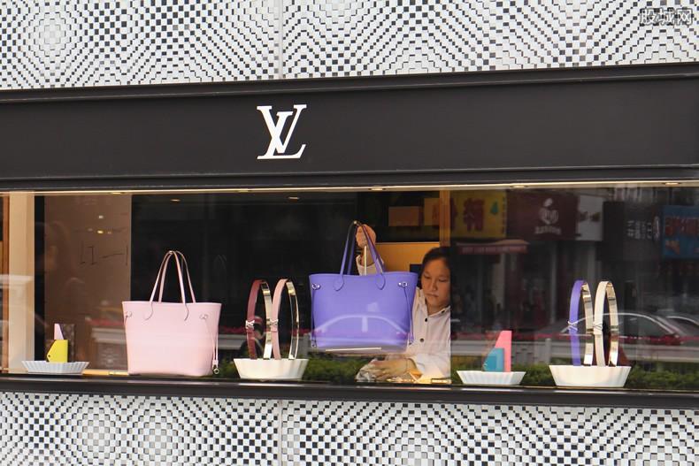 韩国抢购奢侈品