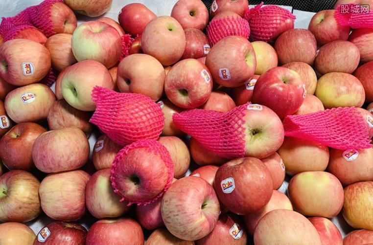 苹果价格为何持续下跌 主要原因是这样!
