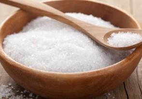 韩国出现抢盐潮批发价格上涨至450韩元