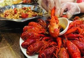 小龙虾一斤降价十几元价格便宜你会买吗?