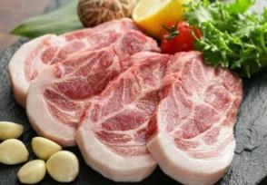 猪肉价格下跌有部分地区价格回到10元一斤左右