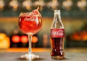 可口可乐在华卖酒 推出首款含有酒精饮料