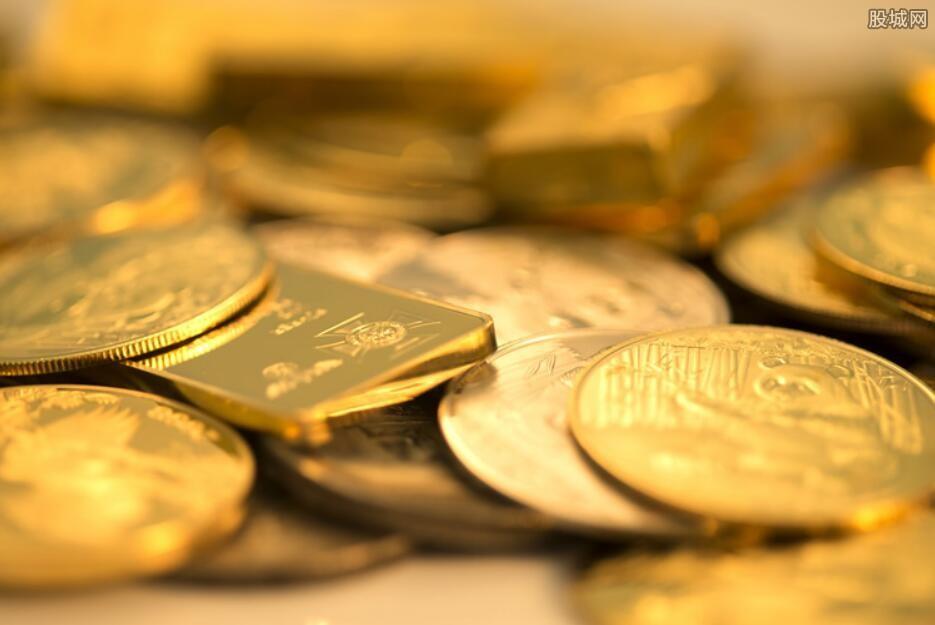 黄金价格走势