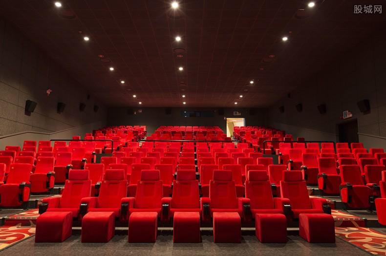 电影院票价分区