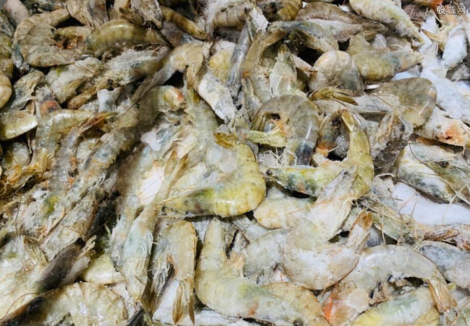 进口冻虾外包装呈新冠阳性 端午节还能愉快吃虾吗?