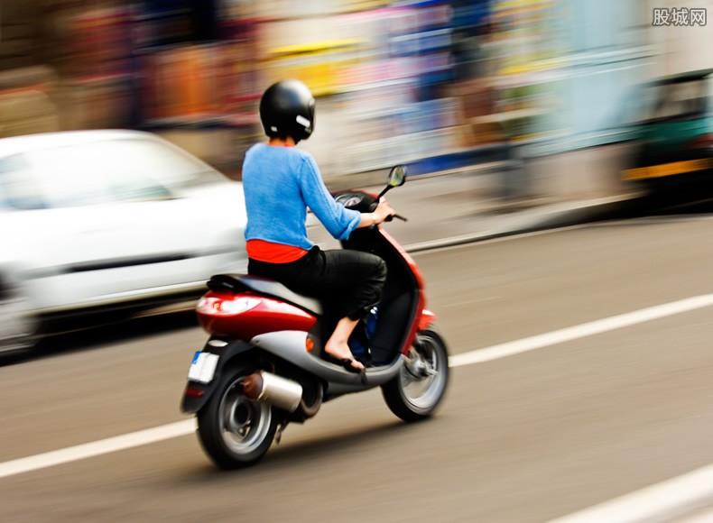 摩托车交强险费用