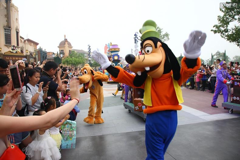 迪士尼乐园门票