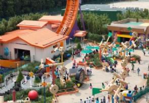 上海迪士尼乐园上调票价 调整方案将于明年1月实行